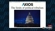 1 Big Thing: The limits of political tribalism 4