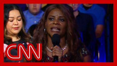 Transgender woman makes passionate point at CNN Equality Town Hall 6