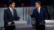 Here are some highlights from the French-language leaders' debate 3