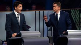 Here are some highlights from the French-language leaders' debate 9