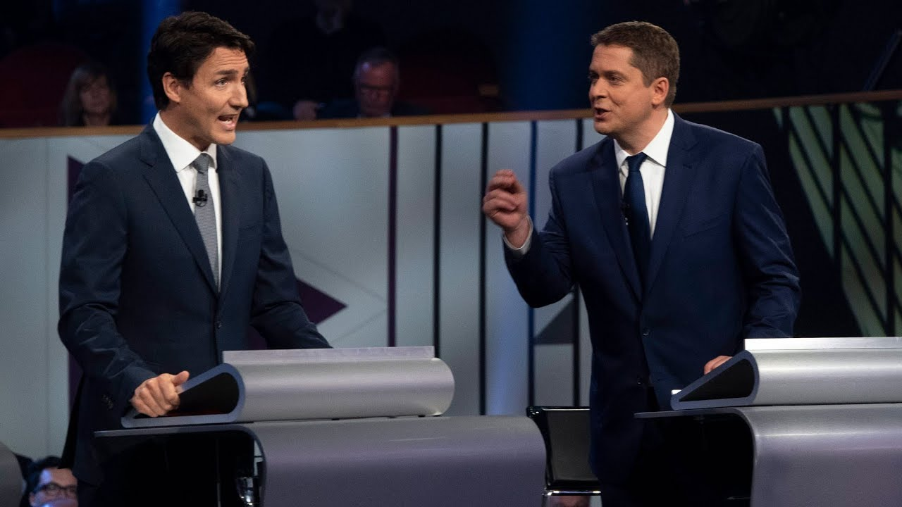 Here are some highlights from the French-language leaders' debate 8