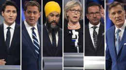 Here are some highlights from the French-language debate 8