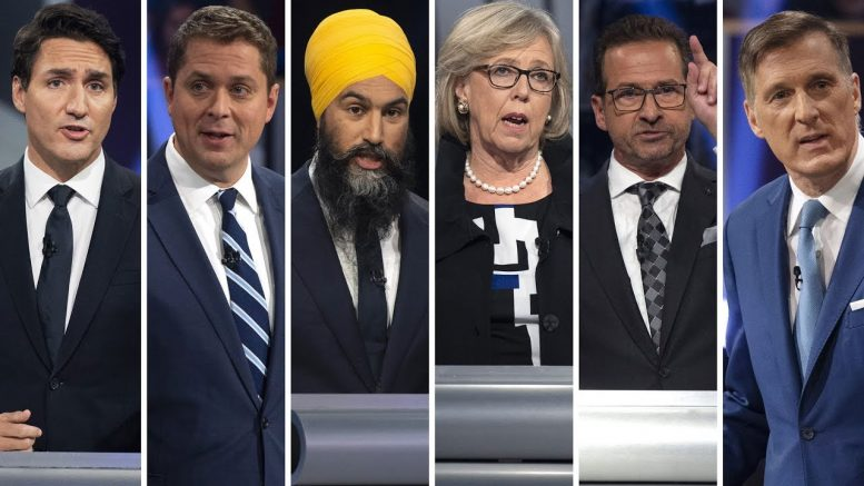 Here are some highlights from the French-language debate 1