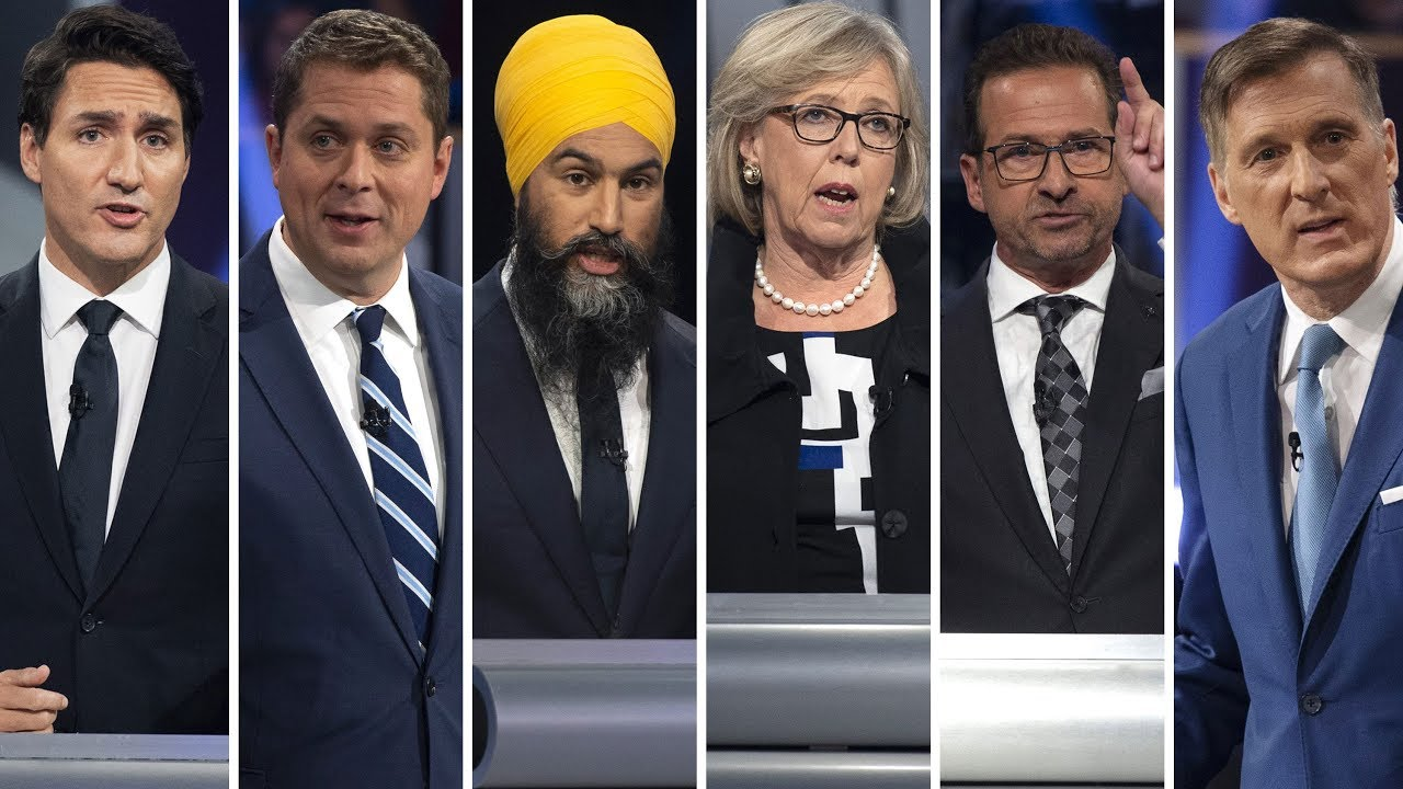Here are some highlights from the French-language debate 7