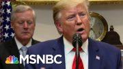 Trump Uses Solemn Event As 'Political Prop,' Say Admiral | Morning Joe | MSNBC 4