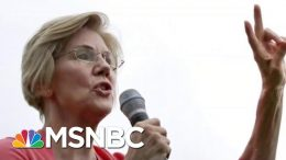 Bloomberg Op-Ed: Warren Would Be Better For Economy Than Trump | Velshi & Ruhle | MSNBC 8