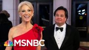 Conway, Conservative Lawyers Call For Expeditious Impeachment Investigation | The Last Word | MSNBC 4
