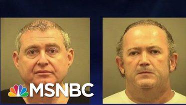 "Fmr. CIA Operative: Arrested Giuliani Associates ""Tremendously Sloppy"" | The Last Word | MSNBC 6"