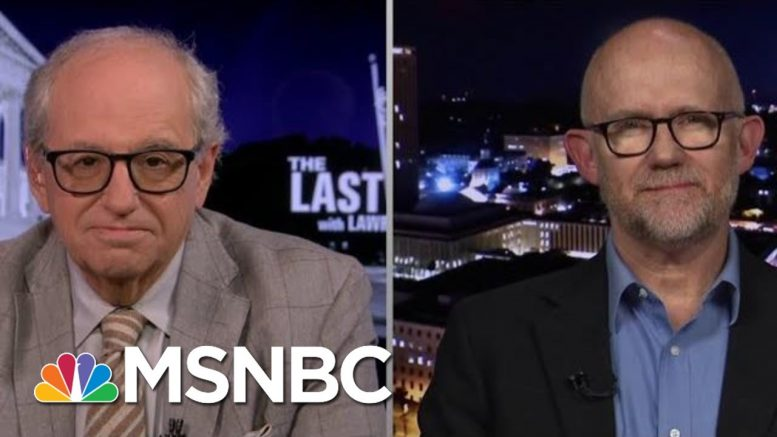 Republican Lawmakers Struggle To Defend President Donald Trump Conduct | The Last Word | MSNBC 1
