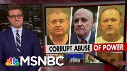 Chris Hayes: Today We Saw The First Arrests Of The Impeachment Era | All In | MSNBC 5