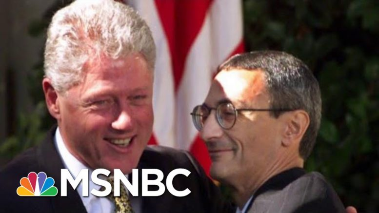 Bill Clinton's Former Chief Of Staff On Trump's Impeachment Process | All In | MSNBC 1