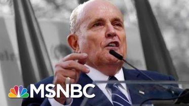 NBC: Trump Aide Will Detail Giuliani's Ukraine Shadow Diplomacy To Congress | The 11th Hour | MSNBC 6