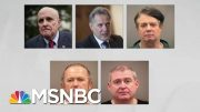 Criminality Taints Giuliani Role In Trump Ukraine Scheme | Rachel Maddow | MSNBC 4
