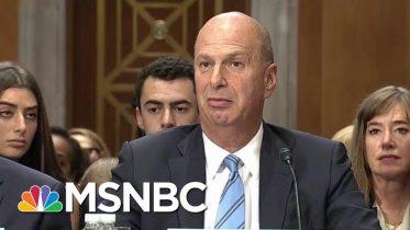 Amb. Gordon Sondland Set To Testify Despite State Department Direction | Velshi & Ruhle | MSNBC 6