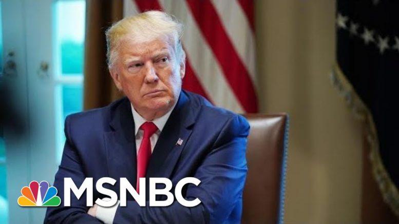 Appeals Court Upholds Democrats' Subpoena For Trump Financial Records | Hallie Jackson | MSNBC 1