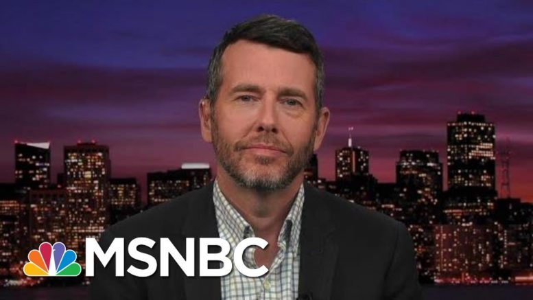 Plouffe Explains How Democrats Should Run During An Impeachment Investig.  The Last Word   MSNBC 1