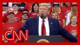 'Egregious deception,' CNN reporter debunks Trump's claim about US troops 5