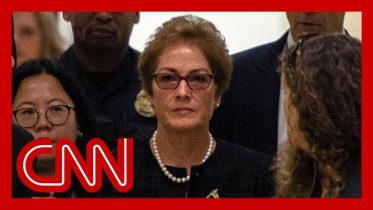 Marie Yovanovitch testifies before Congress 6