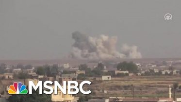 U.S. Troops Reportedly Devastated Over Syria Pullout | Velshi & Ruhle | MSNBC 6