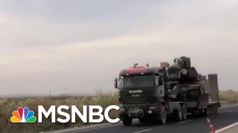 What Do Turkey's Attacks In Syria Mean For ISIS Prisoners? | Velshi & Ruhle | MSNBC 1