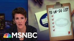 Trump Surprises With Outreach Abroad To Subvert US Intelligence | Rachel Maddow | MSNBC 1