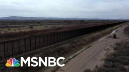 Court Rules Trump Violated Law With Emergency Proclamation To Build Border Wall | Katy Tur | MSNBC 2