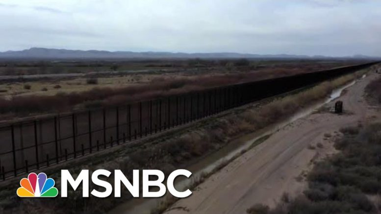 Court Rules Trump Violated Law With Emergency Proclamation To Build Border Wall | Katy Tur | MSNBC 1