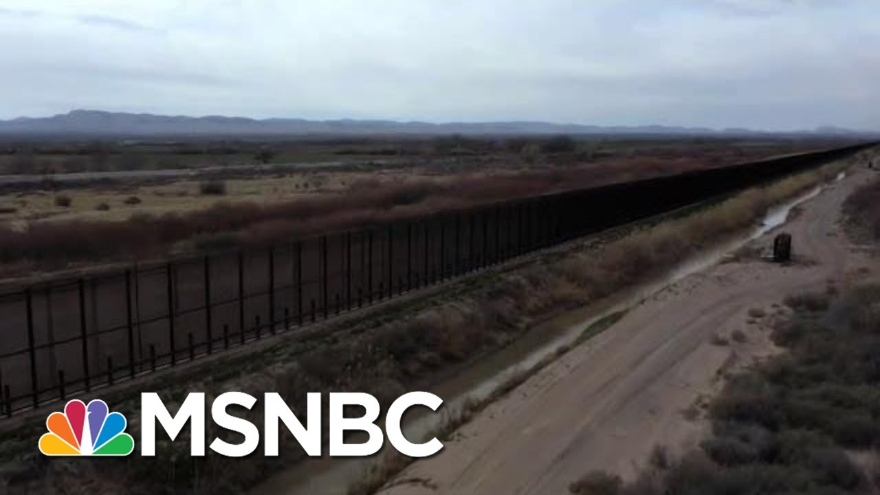 Court Rules Trump Violated Law With Emergency Proclamation To Build Border Wall | Katy Tur | MSNBC 6