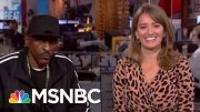 Rakim On The Secret To Longevity In Music And Business | The Beat With Ari Melber | MSNBC 4