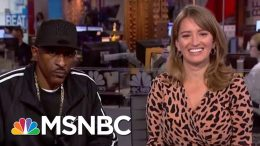 Rakim On The Secret To Longevity In Music And Business | The Beat With Ari Melber | MSNBC 6
