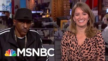 Rakim On The Secret To Longevity In Music And Business | The Beat With Ari Melber | MSNBC 10