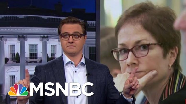 Rudy Giuliani Is Just A Fixer With A Law Degree | All In | MSNBC 1