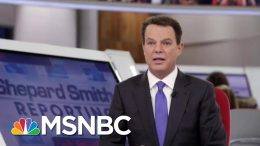 Shep Smith Leaves Fox News Amid Growing Tensions Over President Donald Trump | The Last Word | MSNBC 2