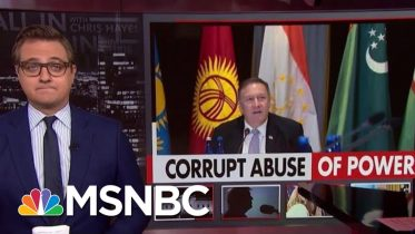 Chris Hayes: President Donald Trump's Allies Have No Defense | All In | MSNBC 6