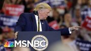 Trump In 2019: We're Going To Put A Man On The Face Of The Moon | The 11th Hour | MSNBC 3