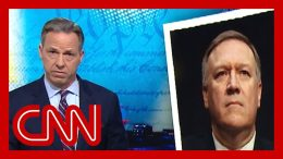 Jake Tapper compares Republicans' shifting views on oversight 9