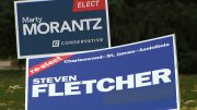 People's Party of Canada candidate recycles old Conservative sign 5