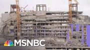 1 Dead, 3 Missing After Hard Rock Hotel Under Construction In New Orleans Collapsed | MSNBC 5