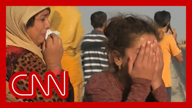 CNN reporter: Situation in Syria deteriorates as Trump withdraws remaining troops 1