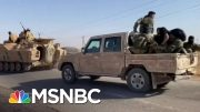 Hundreds Of ISIS Family Members Escape Camp In Syria Amid Turkish Advance | MSNBC 3