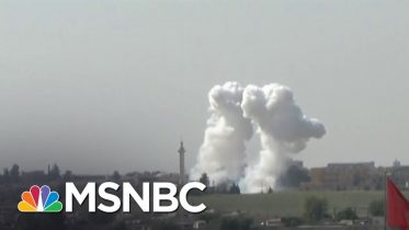 U.S. To Withdraw All troops From Syria As ISIS Supporters Escape | MSNBC 2