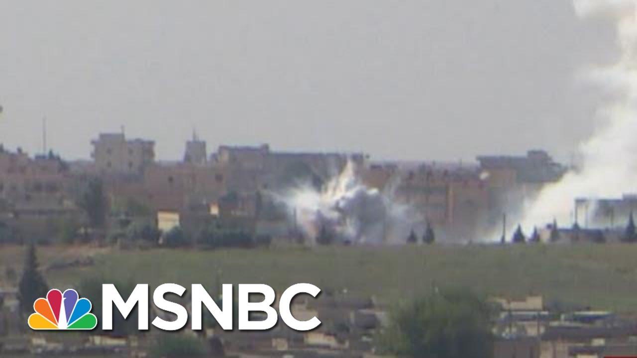 David Ignatius: Trump's Syria Decision Will Bring Lasting Damage   Morning Joe   MSNBC 7
