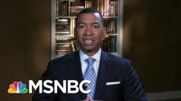 Montgomery Mayor-Elect Is Looking Ahead | Morning Joe | MSNBC 1