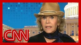 This is why Jane Fonda vows to get arrested every Friday 2
