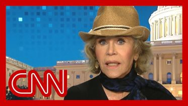 This is why Jane Fonda vows to get arrested every Friday 10