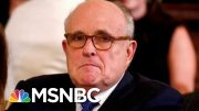 House Subpoenas Rudy Giuliani; Now What Happens? | Morning Joe | MSNBC 5
