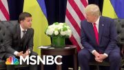 The Nixonian 'Smoking Gun' From Trump Impeachment Probe | The Beat With Ari Melber | MSNBC 3