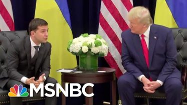 The Nixonian 'Smoking Gun' From Trump Impeachment Probe | The Beat With Ari Melber | MSNBC 6