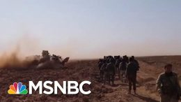 The Risk In Trump's 'Let Others Fight It Out' Attitude On Syria | Velshi & Ruhle | MSNBC 3