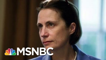 Why Is Fiona Hill Testifying Today? | Velshi & Ruhle | MSNBC 6